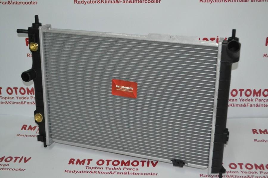 OPEL ASTRA F 1,6-1.8- 2.0 ECOTEC MOTOR SU RADYATÖRÜ  1991+ OTMATİK 1300111, 1300132