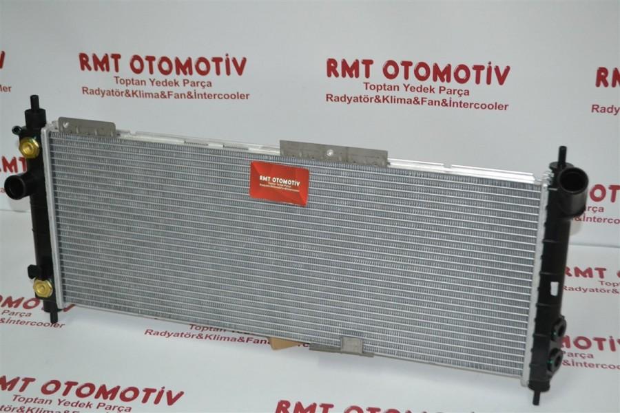 Opel Corsa B Combo Otomatik 1.4 1.6 Motor Su Radyatörü 1993 2000 Model Arası 1300153