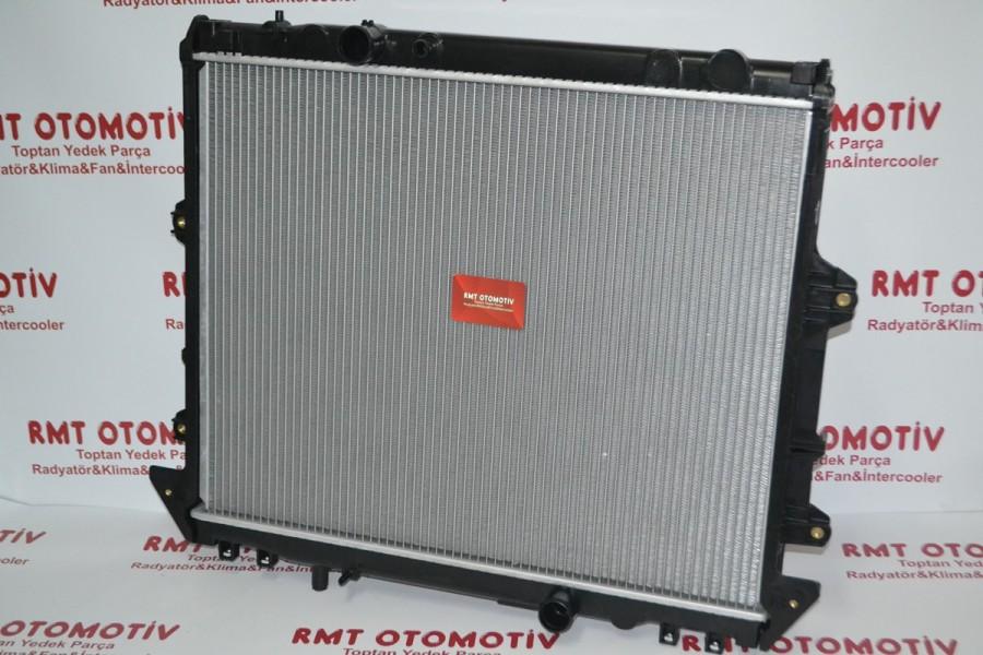 TOYOTA HILUX 2,5 TD MOTOR 2006 MODEL SONRASI SU RADYATÖRÜ 16mm / 16400-0L140