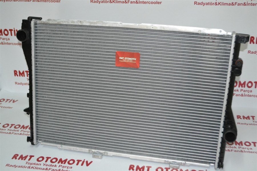BMW E38, E39 M62 535i-, 540i A MOTOR SU RADYATÖRÜ  OTOMATİK 650*43 1702969