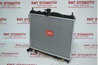 Hyundai Getz Benzinli Otomatik Motor Su Radyatörü 25310-1C150