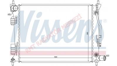 Hyundai Accent Blue Benzinli Otomatik Motor Su Radyatörü 25310-1R050