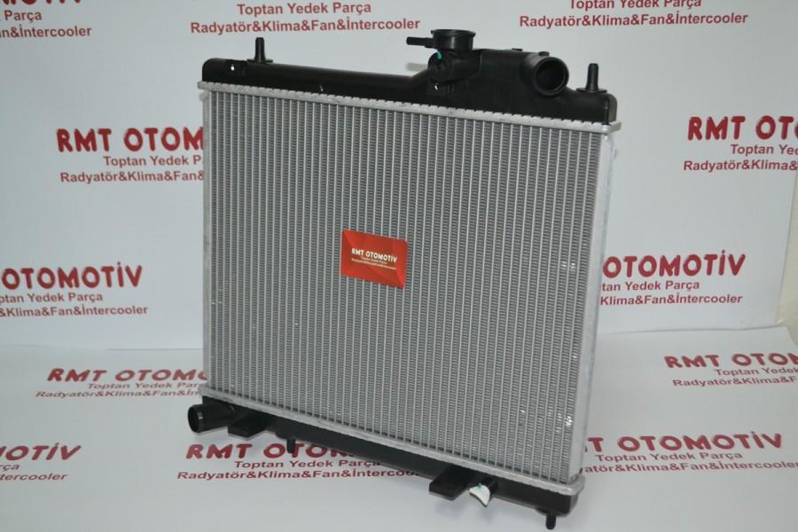 Hyundai Accent Admira Dizel Motor Su Radyatörü 3 Silindir 25310-25810