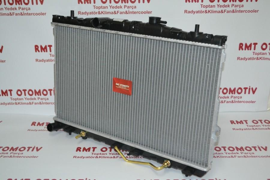 Hyundai Elantra Benzinli Motor Su Radyatörü Otomatik 2000 2006 Model  25310-2D110