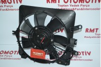HONDA JAZZ 1,4 MOTOR KLİMA FAN KOMPLE 2002 MODEL VE SONRASI 38616-TWA-J01