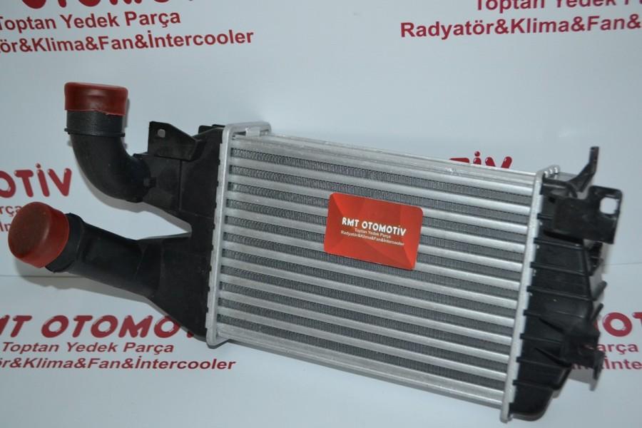OPEL ASTRA H 1.3 CDTi MOTOR INTERCOOLER RADYATÖRÜ  6302076/072