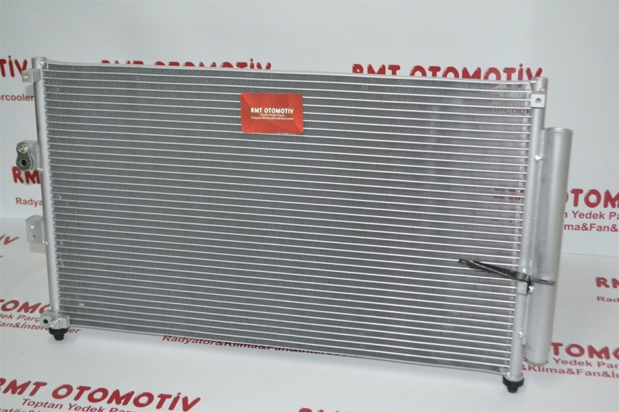 HONDA CIVIC VTEC 1.6 - 1.8 MOTOR KLİMA RADYATÖRÜ SEDAN 2006-2012 MODEL ARASI 80110-SNB-A41, 80110-SNA-A01