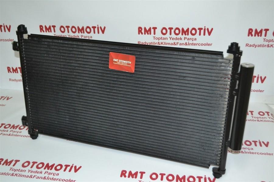 HONDA CRV 2.0i VTEC, 2.2iCTDI MOTOR KLİMA RADYATÖRÜ  2007+ 80110-SWA-A01