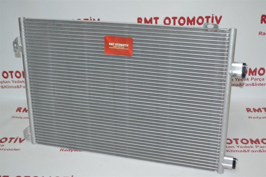 RENAULT CLIO II 1.5DCi MOTOR KLİMA RADYATÖRÜ 2003-2005 MODEL ARASI 585*405 8200245598
