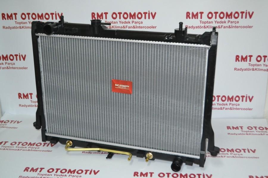 ISUZU D-MAX 2.5 TD MOTOR SU RADYATÖRÜ OTOMATİK 2012 MODEL VE SONRASI 8981372764