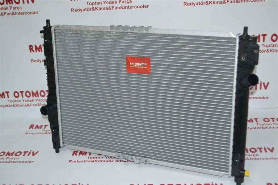 CHEVROLET AVEO T250, T255 1.2 16V MOTOR SU RADYATÖRÜ  2009-2012 MODEL ARASI MANUEL 95227751