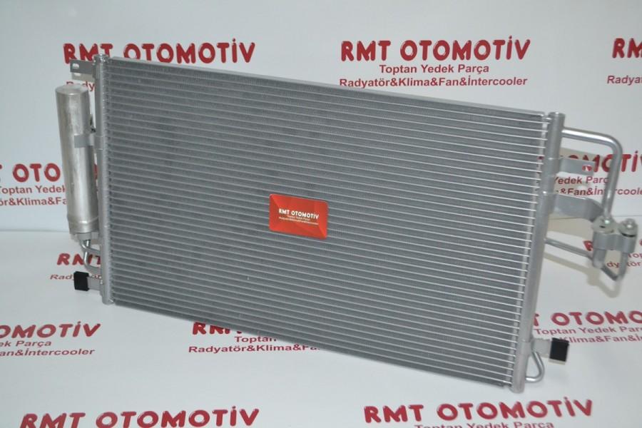 Hyundai Tucson 2000 Dizel Klima Radyatörü 2004 2010 Model 97606-2E000