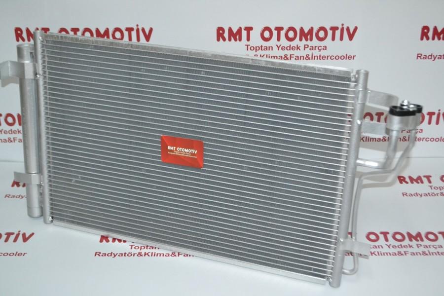 Hyundai Elantra Benzinli Motor Klima Radyatörü  2007 2010 Model  97606-2H000