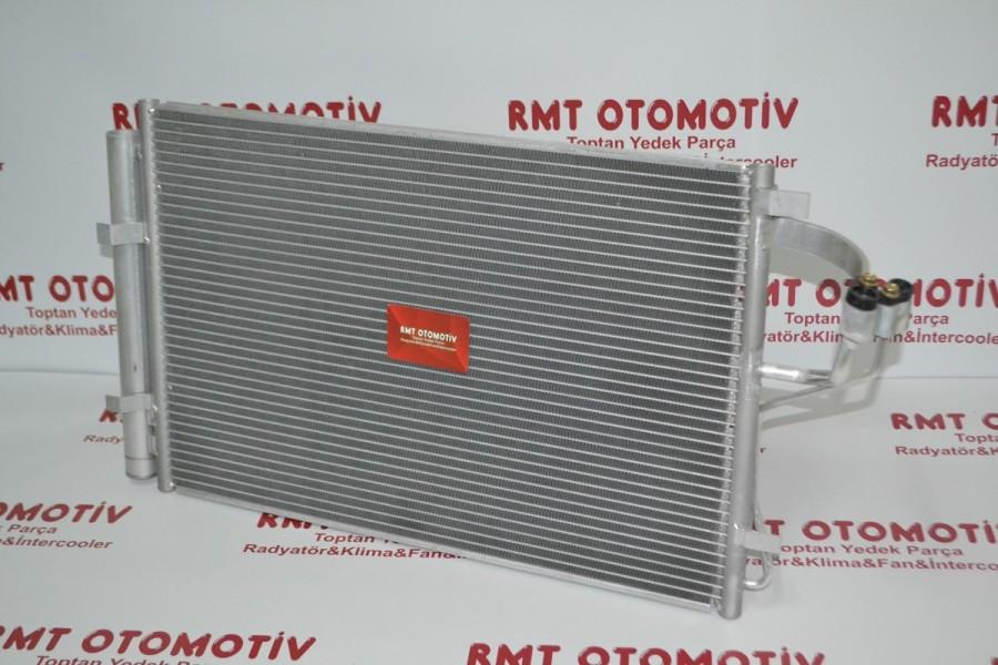 Hyundai Elantra Benzinli Motor Klima Radyatörü 2010 2015 Model  97606-3X000