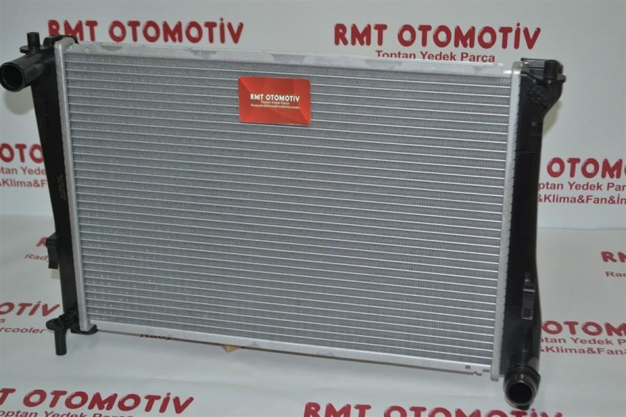 FORD FIESTA-V-FUSION/MAZDA 2 SU RADYATÖRÜ - KL-2S6H8005CA - 349600