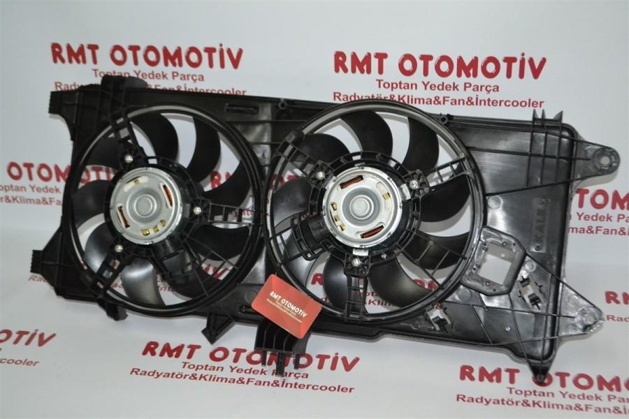 FIAT DOBLO 1,9 JTD MOTOR ELEKTROFAN KOMPLE KL-46821264 - 351310