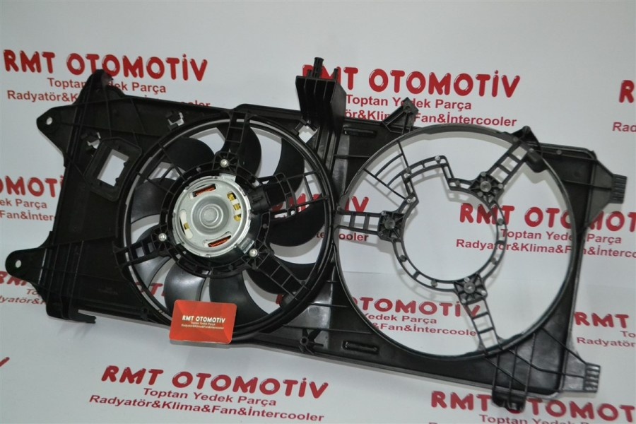 FIAT DOBLO 1.9 JTD ELEKTROFAN KOMPLE KL-51753828 - 351315