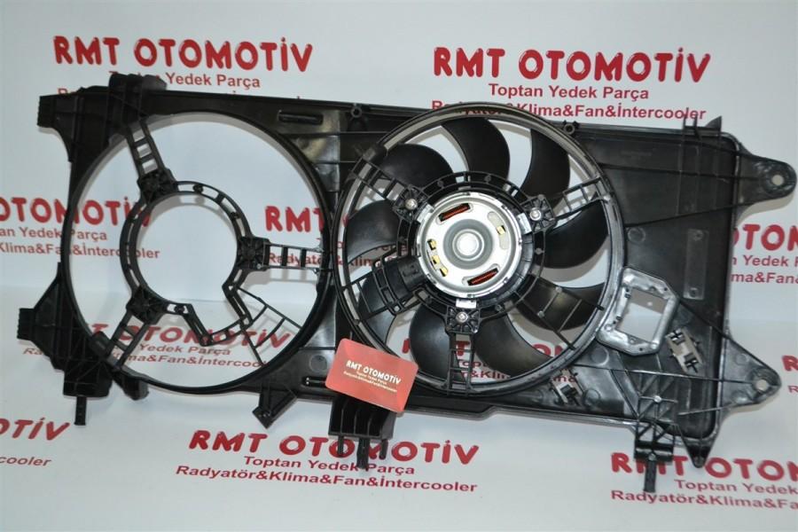 FIAT DOBLO 1.3 1,9 JTD MOTOR ELEKTROFAN KOMPLE KL-51755589 - 351325