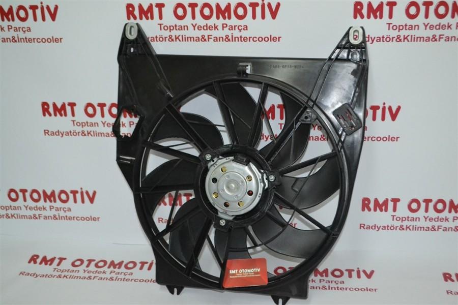 RENAULT KANGOO 1.9 MOTOR RADYATÖR FANI KL-7701043963 - 420700