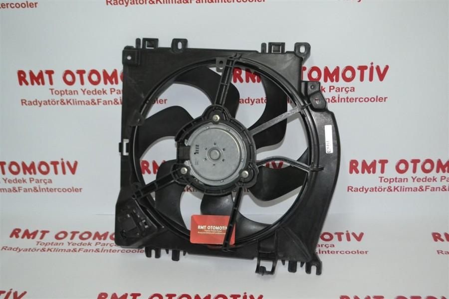 RENAULT CLIO III ELEKTROFAN KL-7701067978 / 7701068310 / 8200713384 - 198400
