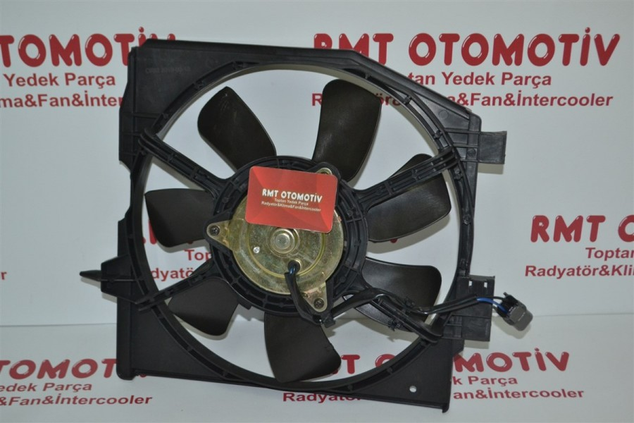 MAZDA 323 KLIMA FAN KOMPLE 1998> Z501-15-035