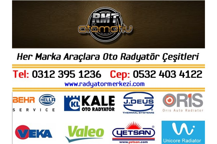 Hyundai Excel Motor Su Radyatörü 25310-24000